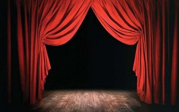 la vida es como una obra de teatro