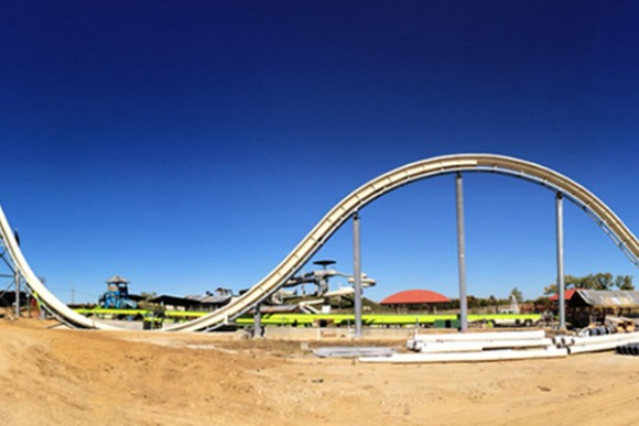 ¿Te lanzarías del tobogán más largo del mundo?