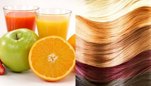 Nutre tu cabello con estos jugos