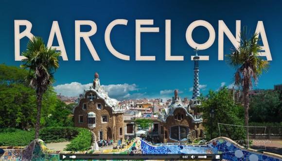 ¡Conoce Barcelona en dos minutos!
