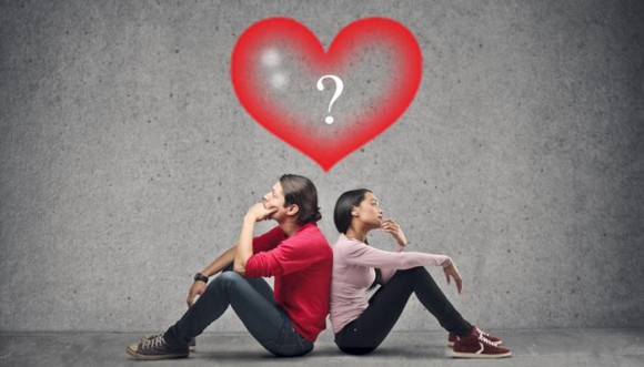 5 dudas comunes en el amor