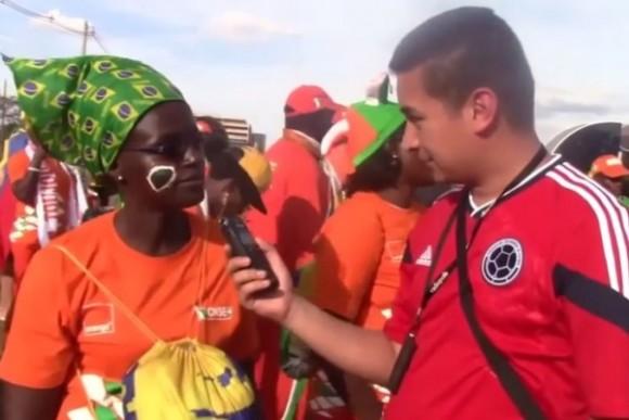 """Fútbol para principiantes: """"El políglota"""""""