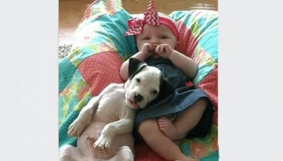 ¡Los mejores amigos!