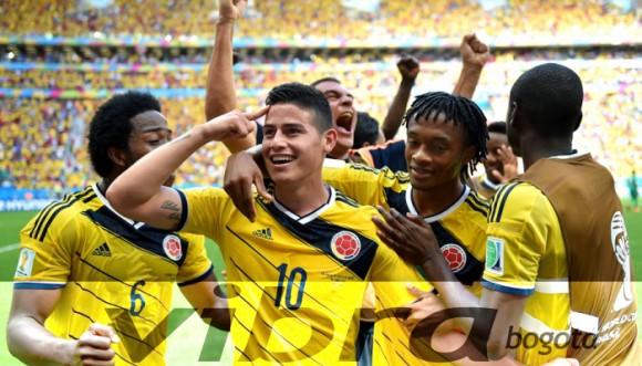 ¡Gracias a nuestra Selección Colombia!