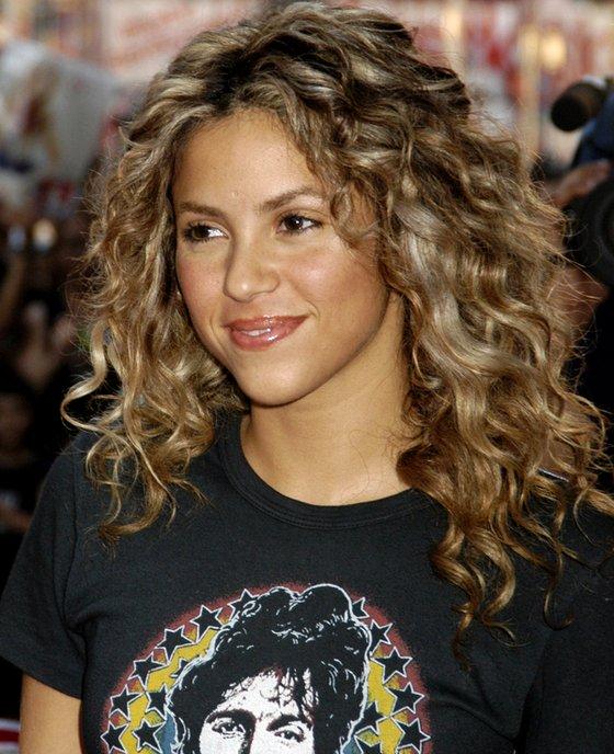 ShakiraPeinado