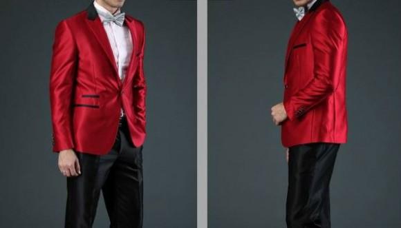 Hombres vestidos de rojo son más sexys para nosotras