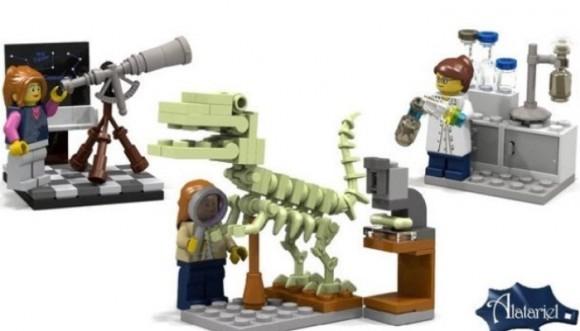 Lego ahora tiene aventuras para mujeres
