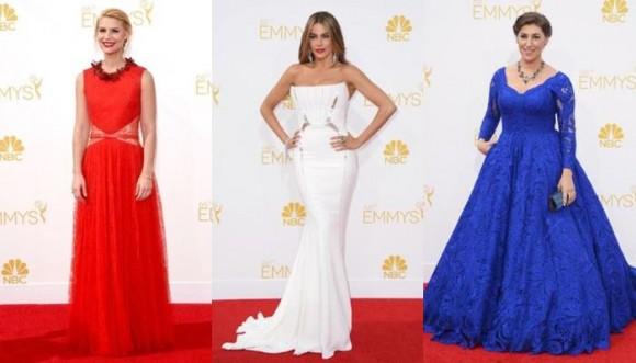 Emmy 2014: el peinado de Sofía Vergara, Gwen Stefani y más