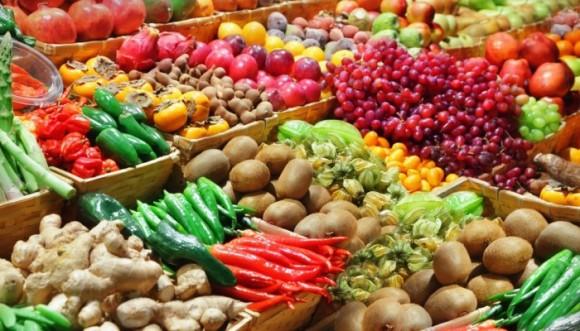 Frutas y verduras: bajan de peso y te hacen más positiva