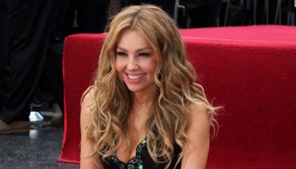 Cumpleaños Thalía: sus primeros pinitos como cantante