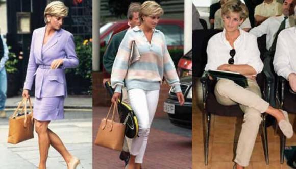 Aniversario de muerte de la princesa Diana: moda informal