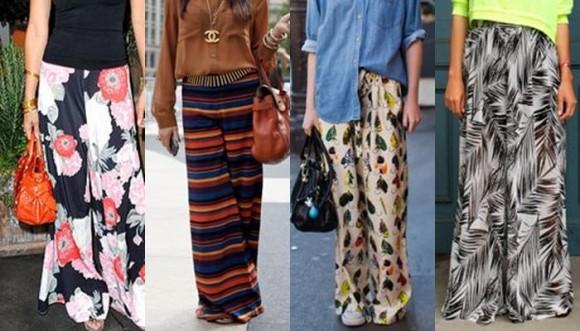 Pantalones bombachos: ¡no tanto entubado!