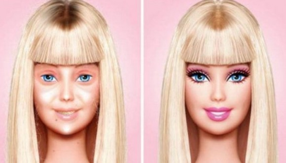Beyonce, JLo y más estrellas... ¿con o sin maquillaje?