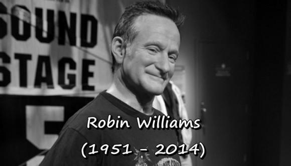 """Robin Williams """"el hombre bicentenario"""" murió"""