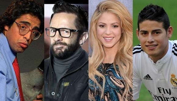 Estos famosos romperían el record de...
