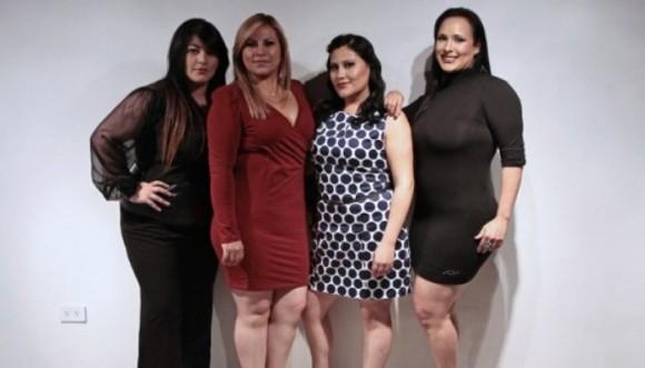 Sobreviviente de anorexia crea agencia de modelos XL