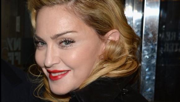 Subastarán ropa interior que usó Madonna