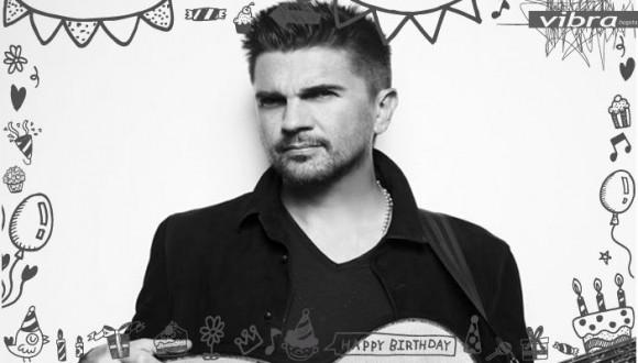 Juanes, metalero y arriero... ¡Feliz cumpleaños parce!