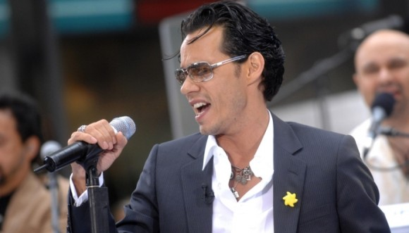 Marc Anthony: un gran cantante y además actor