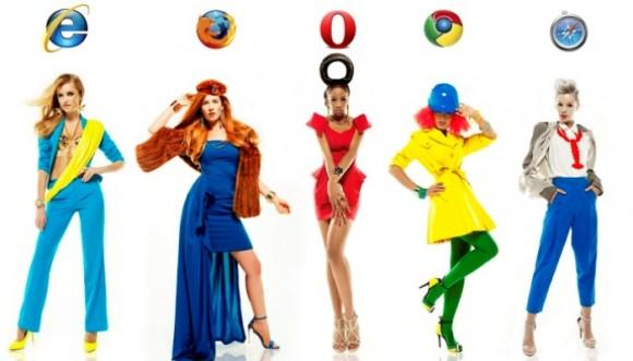 Dime qué navegador usas y te diré quién eres