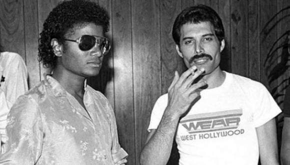 Michael Jackson y Freddie Mercury, unidos después de muertos