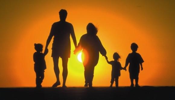Evolución de las familias colombianas