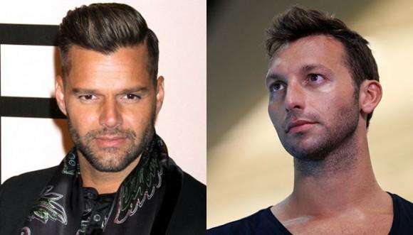 Ricky Martin parece tener nueva pareja