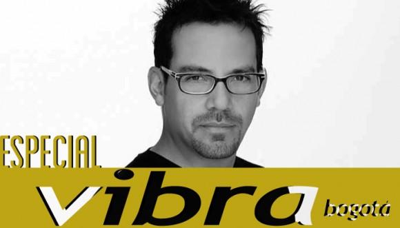 Juan Fernando Velasco en Vibra