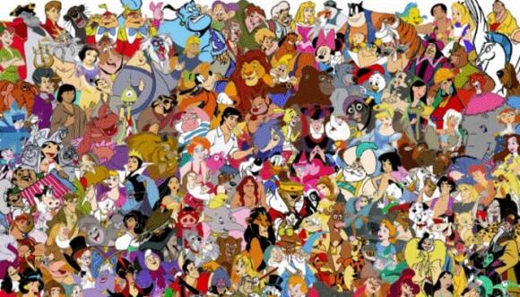 Adivina el personaje de Disney