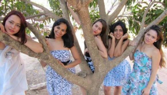 Mujeres en Brasil en busca de hombres