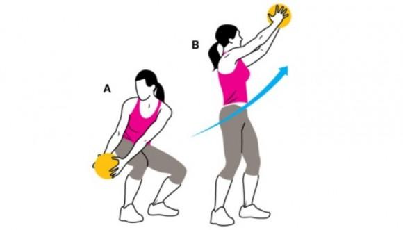Ejercita tus abdominales sin hacer abdominales