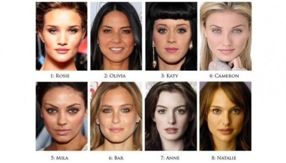 Mujer más hermosa del mundo no es una estrella