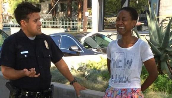 Actriz es detenida y confundida con una prostituta