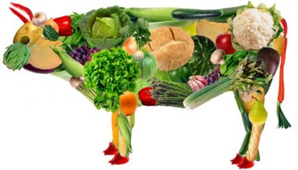Ser vegetariano también es bueno para el planeta