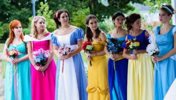 ¿Por qué las princesas de las películas aparecen sin mamá?