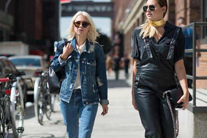 Fotos de chicas con jeans