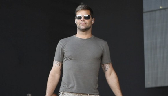 Ricky Martin estrenó el video de Adiós