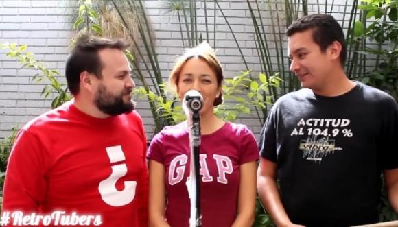 Mira el karaoke asesino de los #Retrotubers