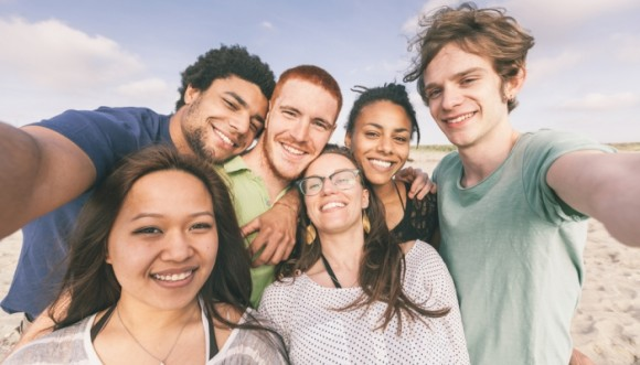 Día de la raza: el étnico más lindo