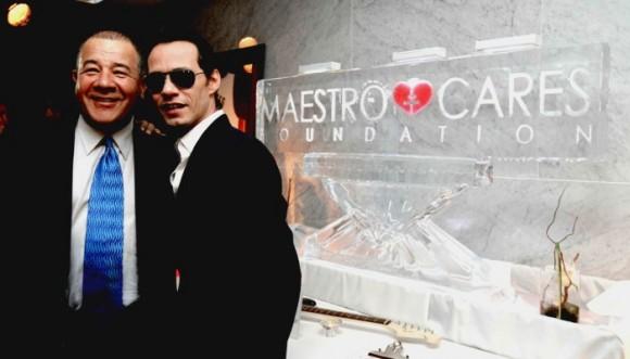 Marc Anthony recibe donación para construir un orfanato en Colombia