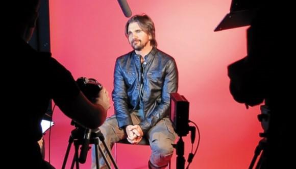 Loco de amor de Juanes como una película