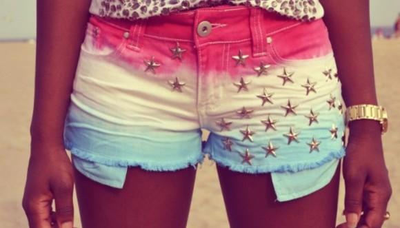 Shorts de jean... ¡elegantes o sport!