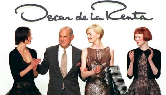 Oscar de la Renta: sus mejores vestidos en la alfombra roja