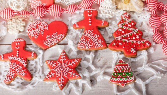 9 trucos para no engordar en Navidad