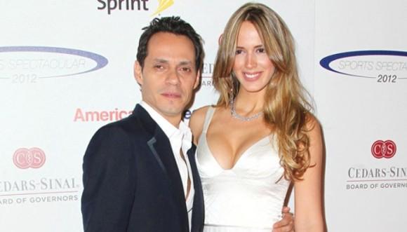 Marc y Shannon se casaron en una ceremonia muy privada