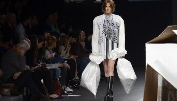 Moda inspirada en los habitantes de la calle