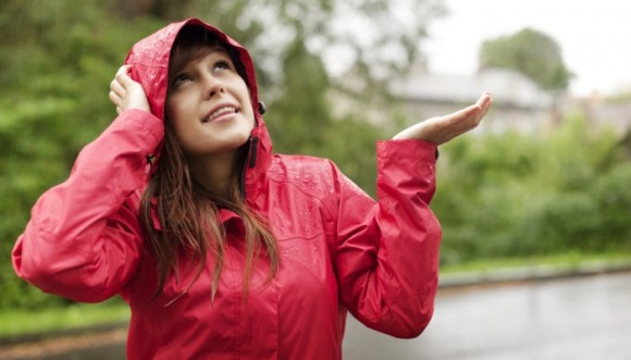 Impermeables: mantente seca con mucho estilo