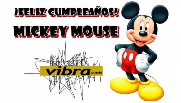 7 cosas que no sabías de Mickey Mouse, en su cumpleaños