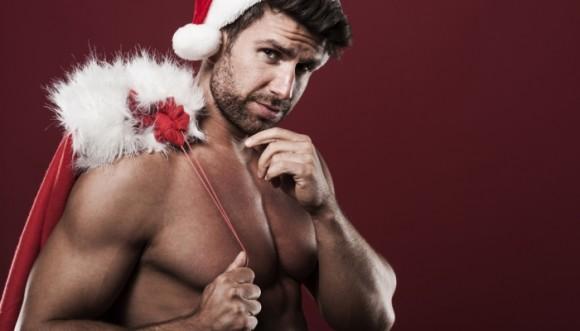 Los 'Papás Noeles' más sensuales