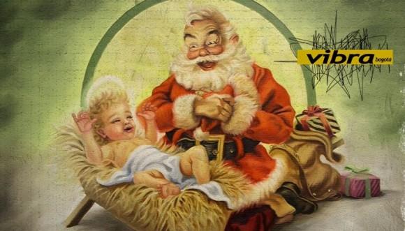 ¿Papá Noel, Niño Dios o Reyes Magos? Vibraencuesta